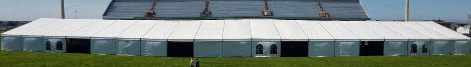 Stretch tent hire East London, Eastern Cape
